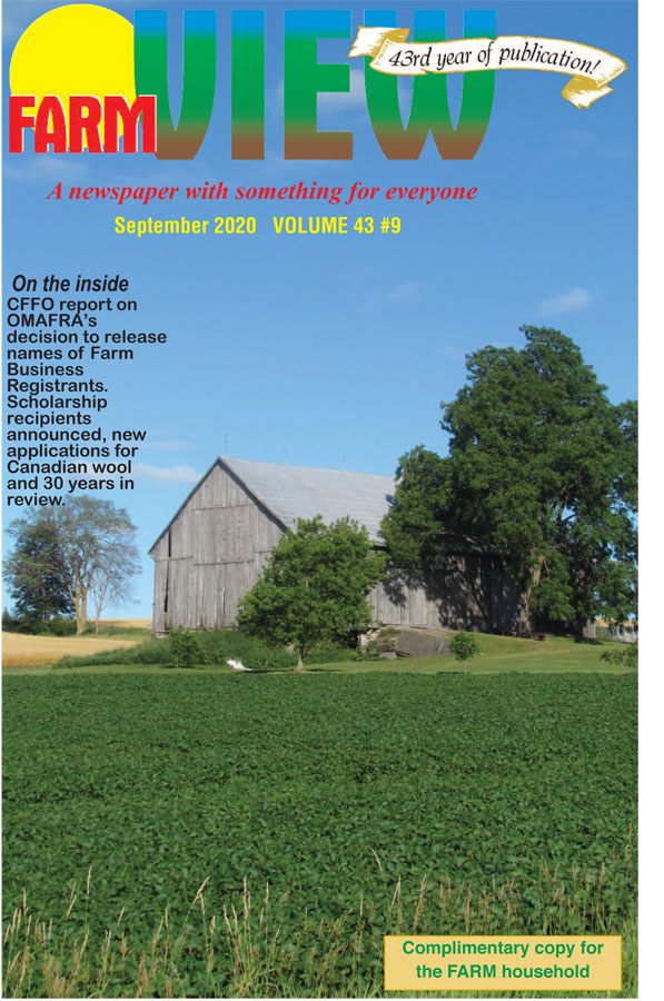 2020 September Farmview