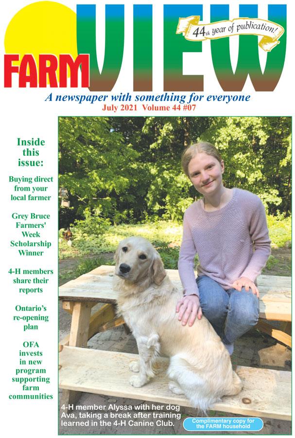July 2021 FarmView Magazine